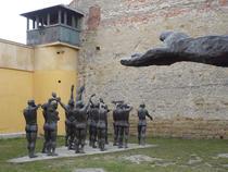 Memorialul de la Sighet - Cortegiul sacrificatilor