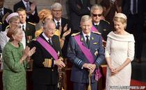 Nou rege in Belgia: Philippe ii succede tatalui sau Albert II