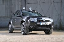 Dacia Duster Black Edition