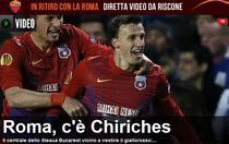 Vlad Chiriches, la un pas de AS Roma