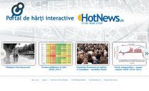Portalul de harti al HotNews.ro