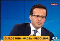 Mihai Gadea despre audierea la DNA