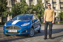 Mihai Cojan si Ford Fiesta 1.0 EcoBoost