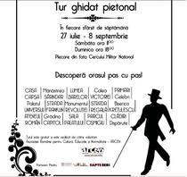 Traseu cultural ghidat in Bucuresti