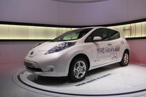 Noul Nissan Leaf