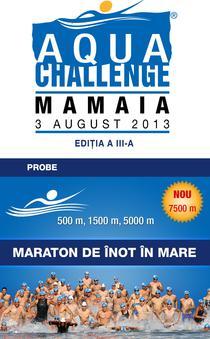 Maraton de inot la Mamaia