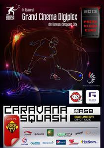 Caravana Squash Bucuresti