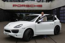 Porsche Cayenne S 500.000