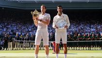 Andy Murray, castigator la Wimbledon