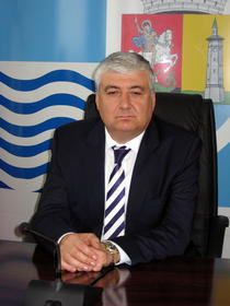 Primarul Giurgiului, Nicolae Barbu