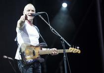 "FOTOGALERIE Sting- ""Back to Bass"". 31 iulie, Bucuresti"