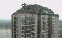 Constructie ilegala in China