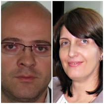 Ciprian Fartusnic si Valentina Duminica