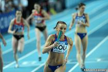 Echipa feminina de stafeta 4X400m