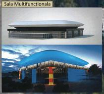 Sala multifunctionala in complexul Lia Manoliu (viziunea PMB)