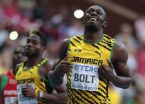 Usain Bolt, un nou titlu mondial