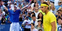 Isner vs. Nadal