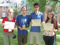 Lotul Romaniei la Olimpiada de Lingvistica 2013