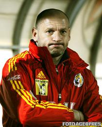Bogdan Stelea, antrenor la nationala U-21
