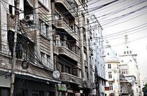 Strada Ion Brezoianu in septembrie 2012