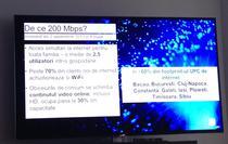 Internet la viteze de pana la 200 Mbps