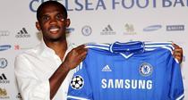Samuel Eto'o a semnat cu Chelsea