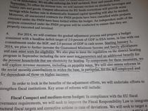 Fragment din draftul scrisorii de intentie