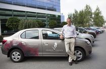 Jérôme Olive, director general Dacia si Renault Romania