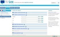 Cum va arata interfata N-LEX