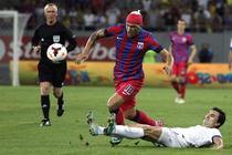 Fotogalerie: Steaua - Dinamo Tbilisi