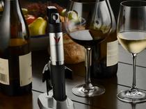 Coravin permite turnarea vinului fara scoaterea dopului