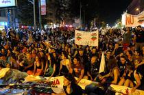 Protesul de duminica din Piata Universitatii