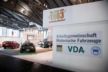 Expozitie Masini Clasice la IAA 2013
