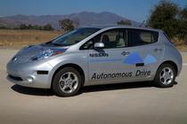 Nissan testeaza masini autonome