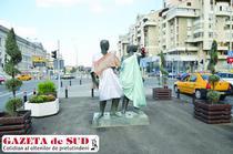 Grupul statuar Dansul, din Craiova