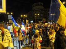 FOTOGALERIE Rosia Montana, a 15-a zi de proteste