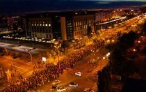 Proteste anti Rosia Montana in Bucuresti - 15 septembrie