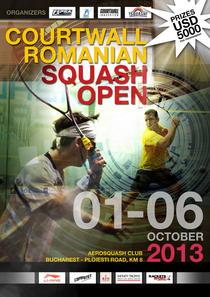 Romanian Squash Open