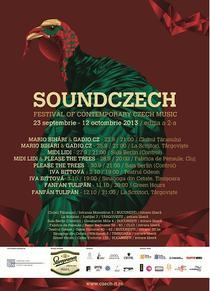 Festivalul Soundczech 2013
