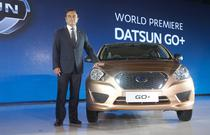 Carlos Ghosn si Datsun GO+