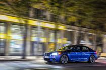 BMW M5 - un sedan gata de intrecere cu Ferrari si Porsche