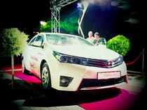 Lansare Toyota Corolla in Romania