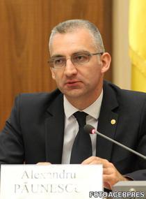 Alexandru Paunescu, sef Juridic BNR