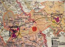 Proiect: Zona de dezvoltare Suceava - Botosani