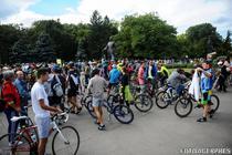 Mars al biciclistilor in Capitala (21 septembrie)