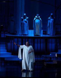 Stefan Ignat in 'Oedipe'