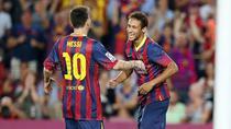 Neymar si Messi