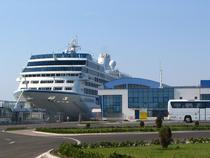 Portul Constanta - terminalul de pasageri