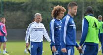 Jose Mourinho si jucatorii sai