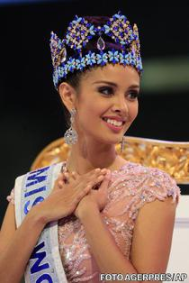 Megan Young (Filipine)